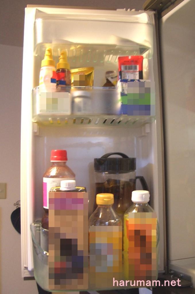 冷蔵室 左 断捨離後
