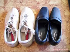 下駄箱 処分した靴