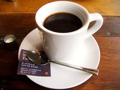 ダークブレンドコーヒー