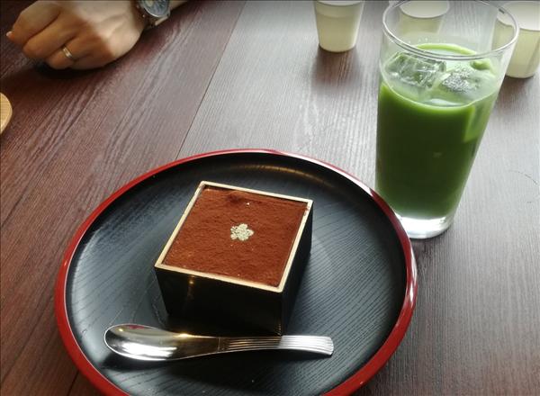 太宰府のカフェMATCYA屋WAOWAO