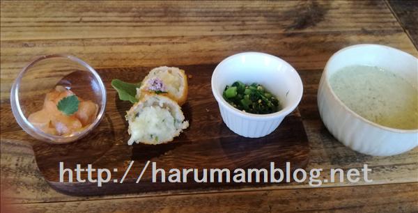 カフェ&キッチンSELAM,セラム,前菜