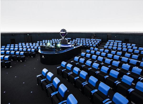 ほしこえ福岡市科学館の座席表