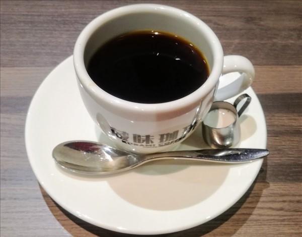 イオンモール直方蔵味珈琲のトラジャコーヒー